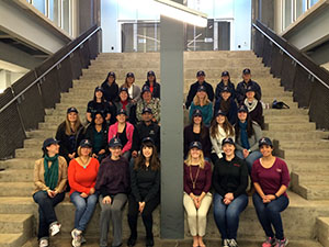 Honeywell / Society of Women Engineers Visit